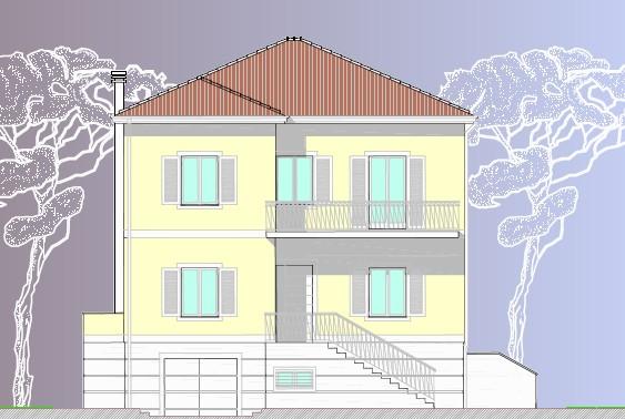Villa, Centro, Forli', da ristrutturare