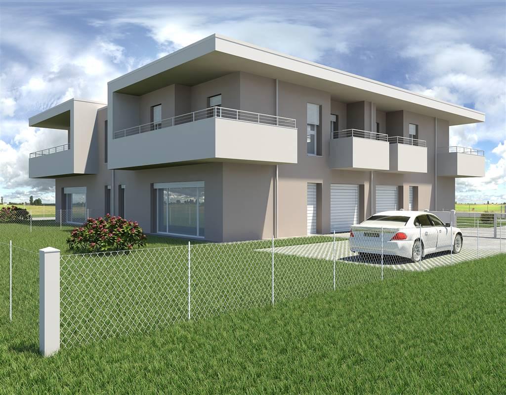 Villa a schiera, Forli', in nuova costruzione