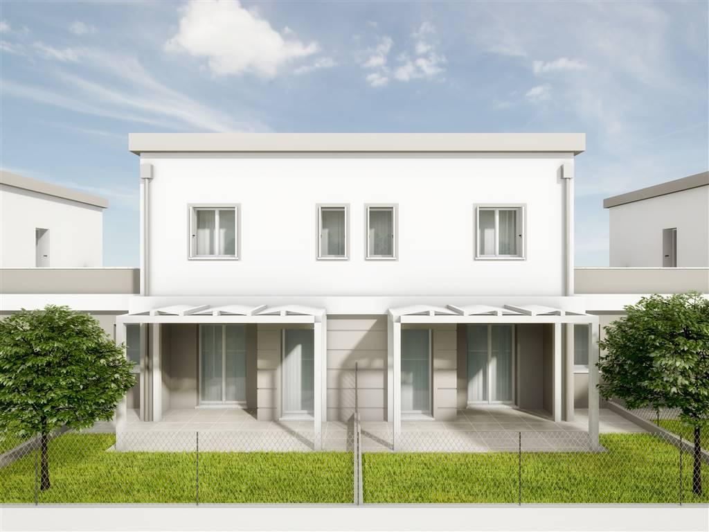 Villa a schiera, Forlimpopoli, in nuova costruzione