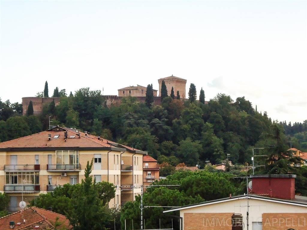 Quadrilocale in Via Curiel, Cesena