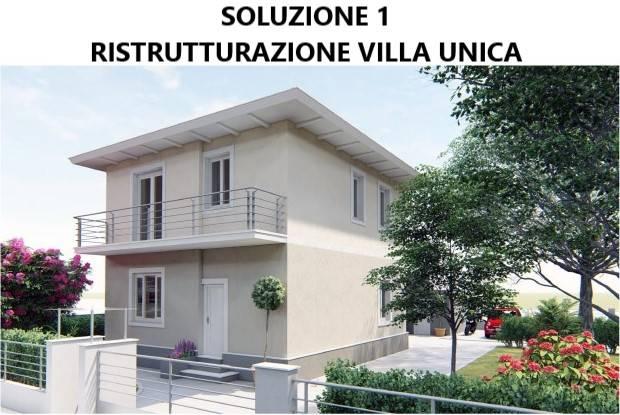 Casa singola in Via Castiglione, San Carlo, Cesena
