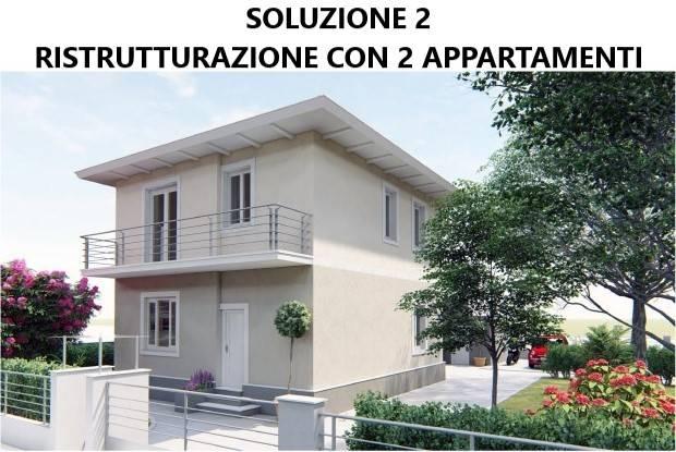 Bifamiliare in Via Castiglione, San Carlo, Cesena