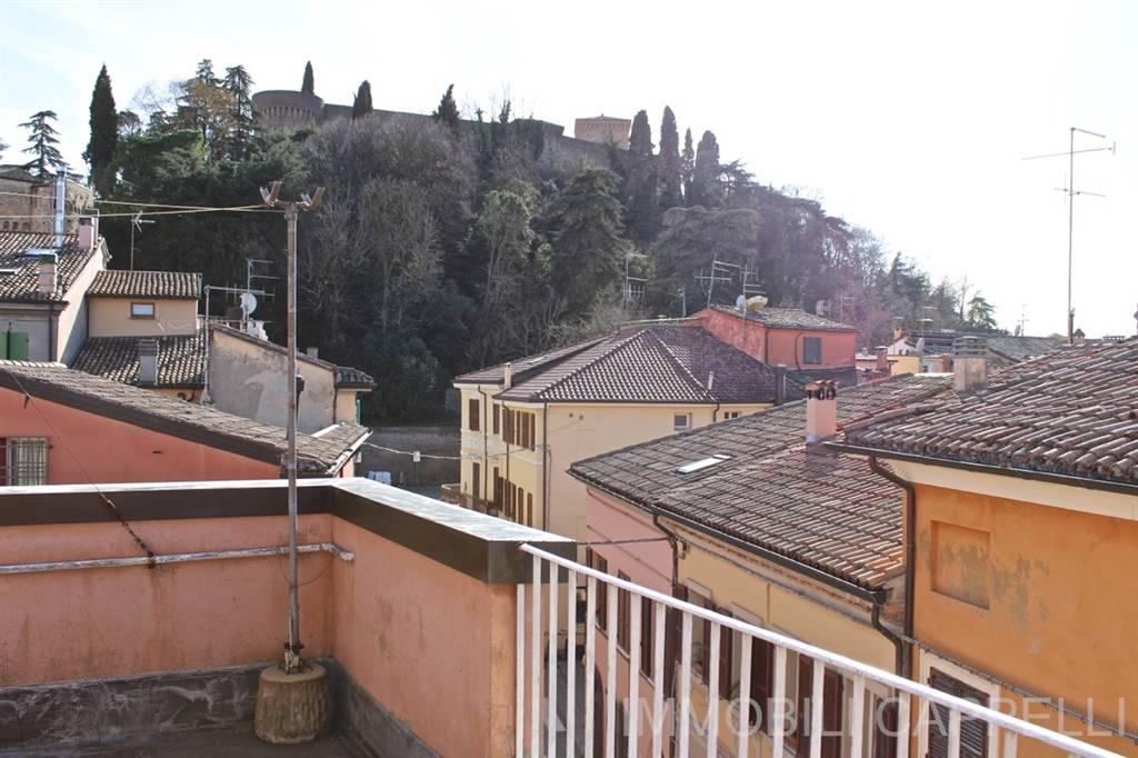 Trilocale, Centro Storico, Cesena, da ristrutturare