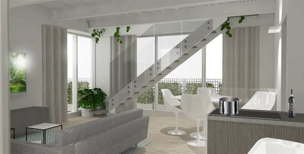 Loft, Case Finali, Cesena, in nuova costruzione