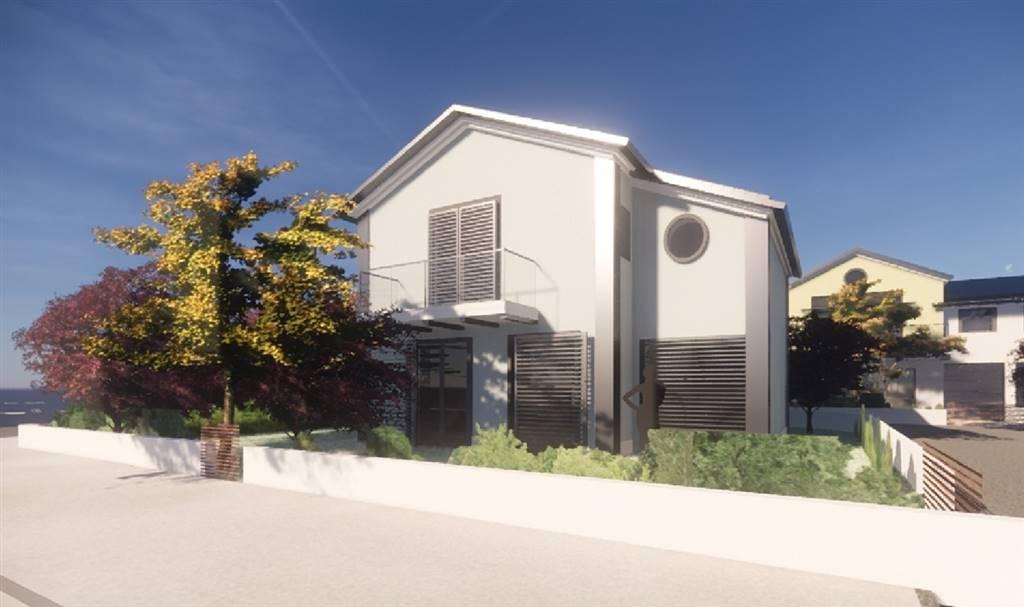 Casa singola in Via Ungaretti, Case Finali, Cesena