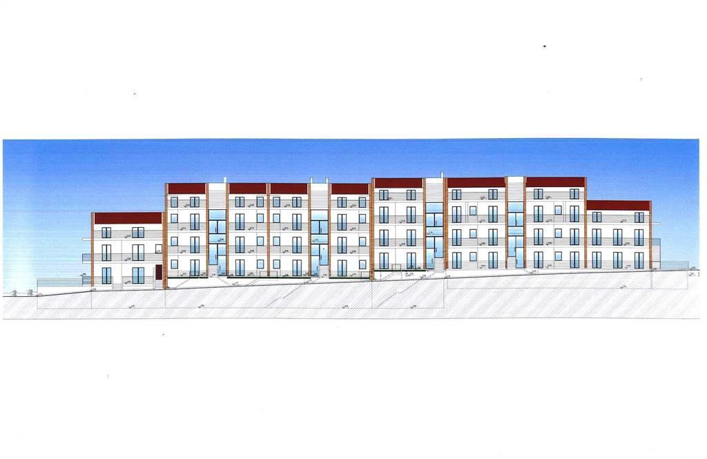 Nuova costruzione in Via Della Calendula, Periferia Nord, Matera