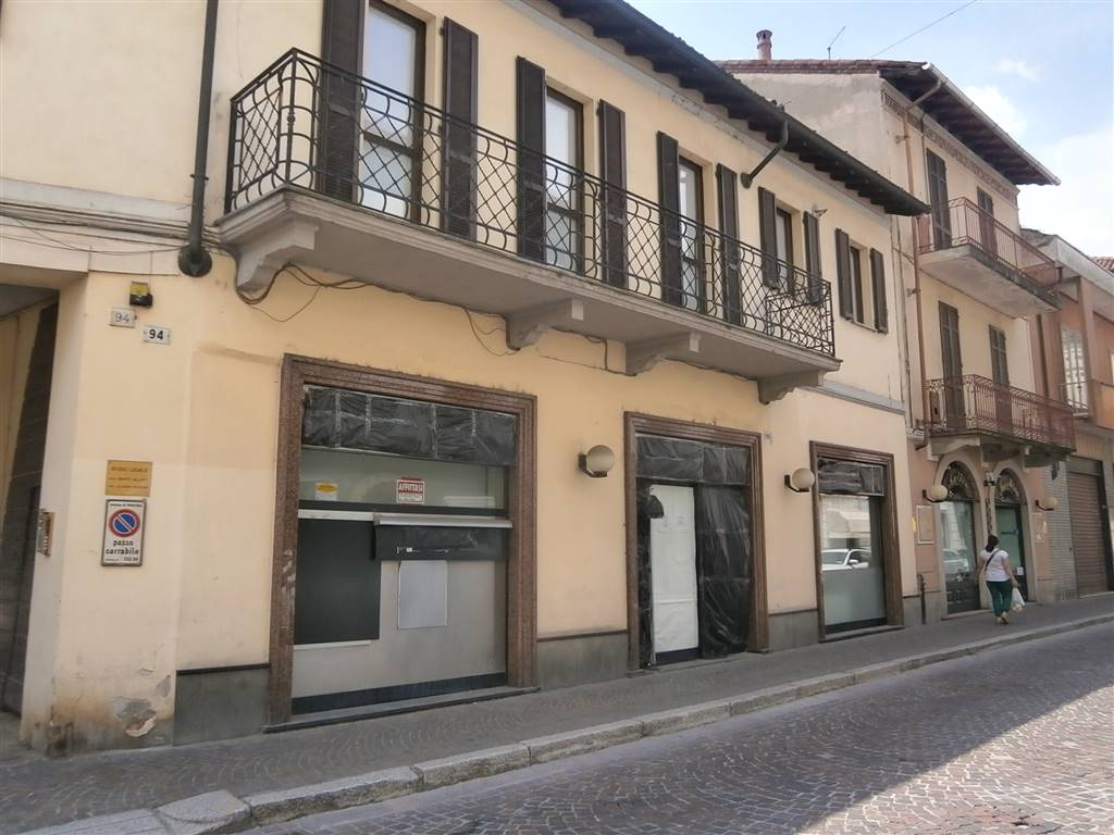 Ufficio / Studio in affitto a Mortara, 4 locali, Trattative riservate | PortaleAgenzieImmobiliari.it