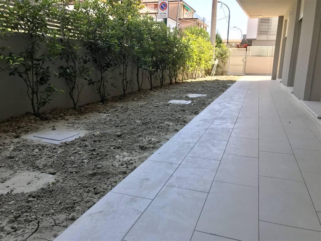 giardino appartamento