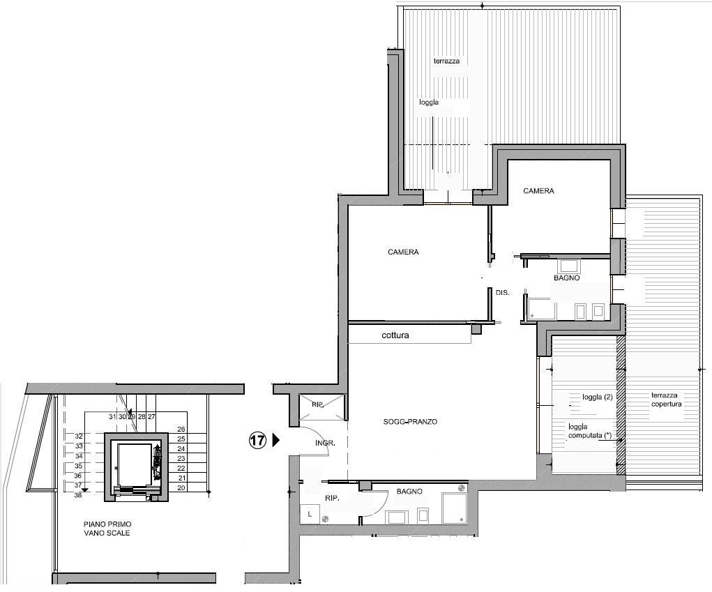 appartamento nuovo Spinea