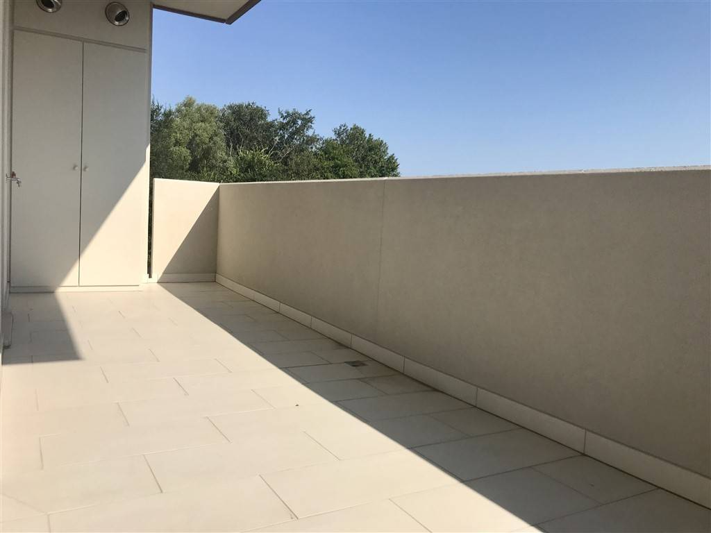 terrazza nuovo appartamento Spinea