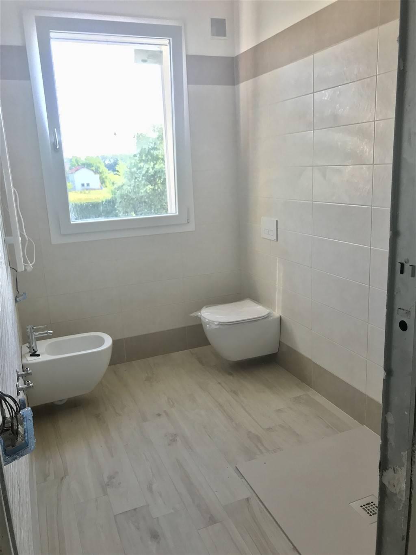 bagno nuovo appartamento Spinea