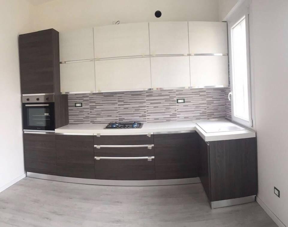 Cucina appartamento Marghera - Rif. 21LLA