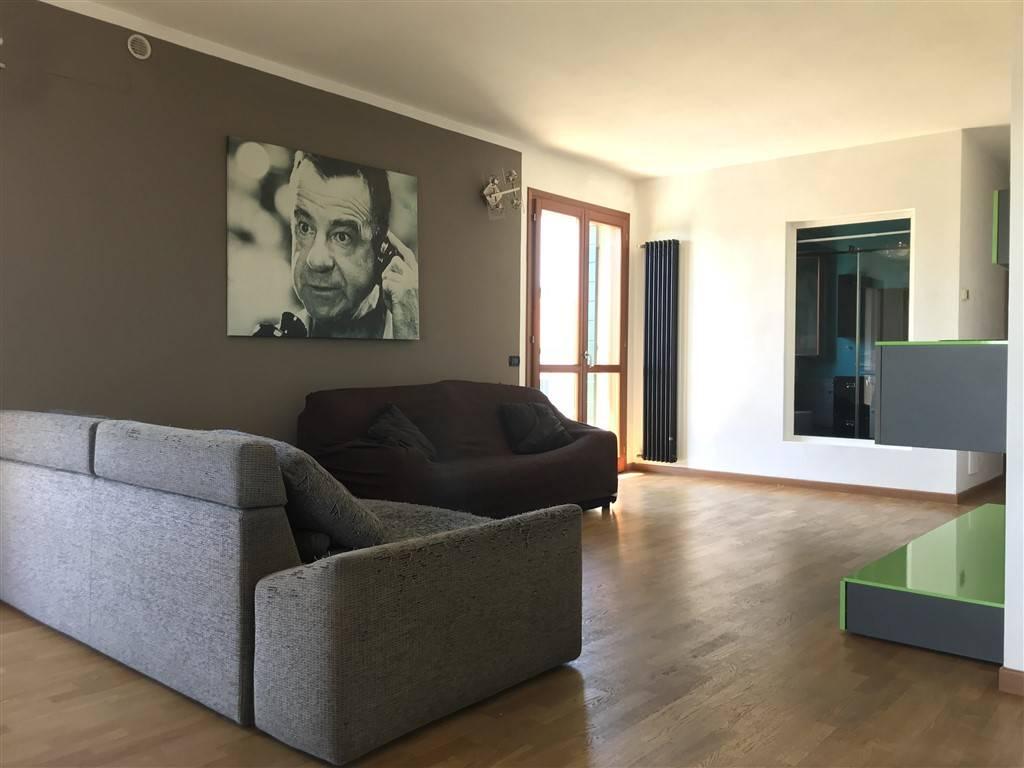 soggiorno appartamento Mira Dogaletto