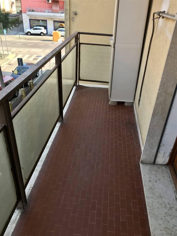 balcone appartamento Marghera Catene