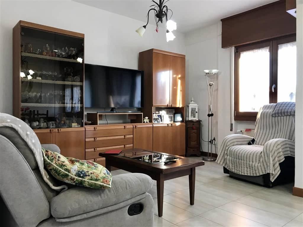 soggiorno appartamento vendita Marghera