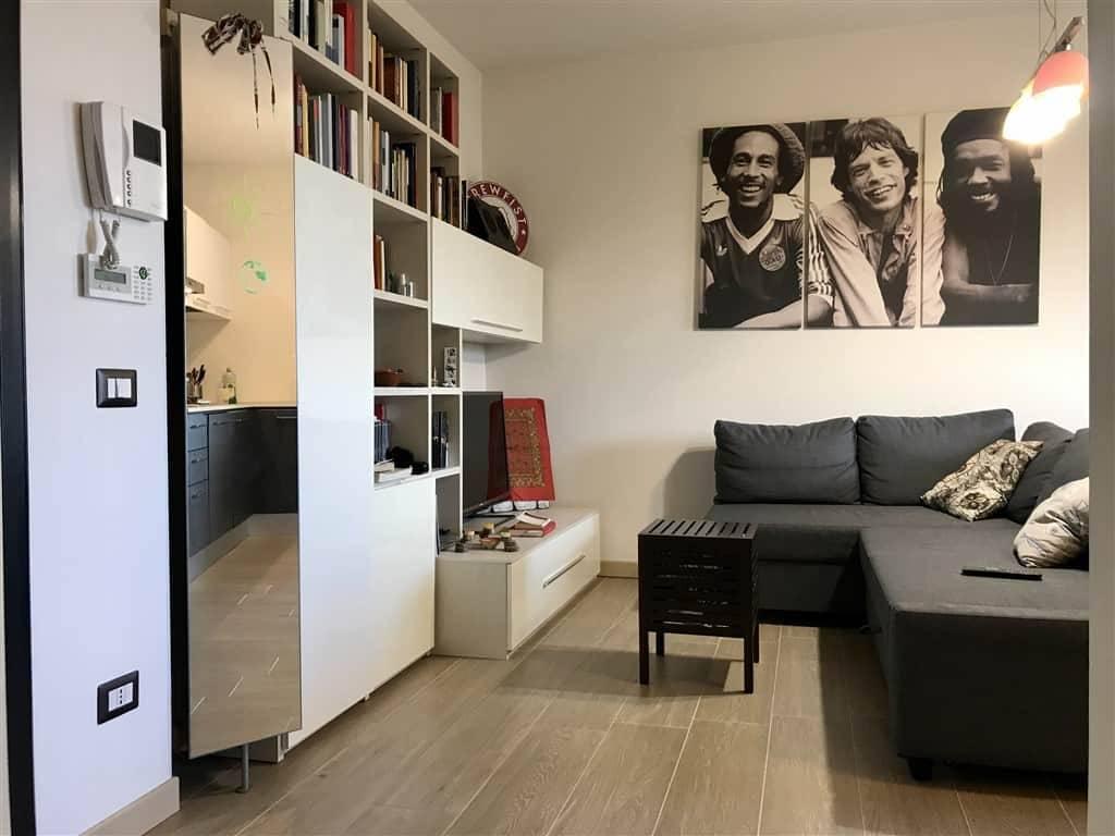 soggiorno appartamento vendita Marghera Catene