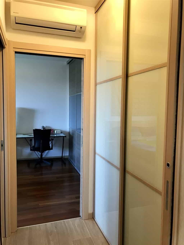 corridoio appartamento vendita Marghera Catene