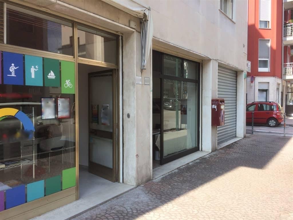 negozio ufficio locazione Mestre