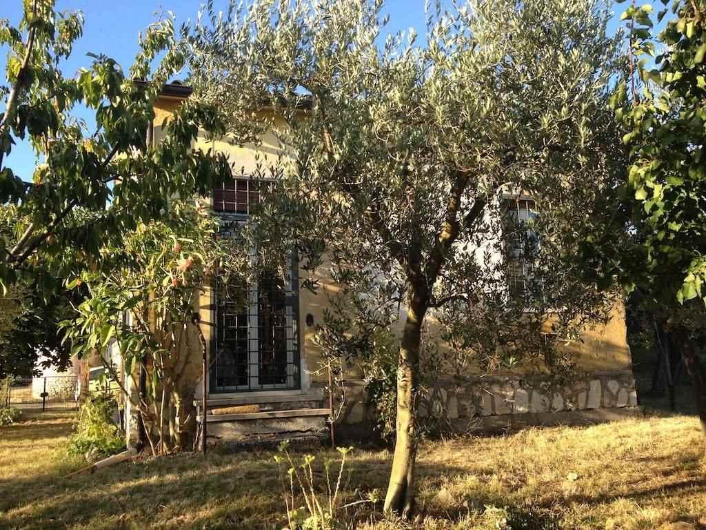 Casa singola, Paranzano, Casperia