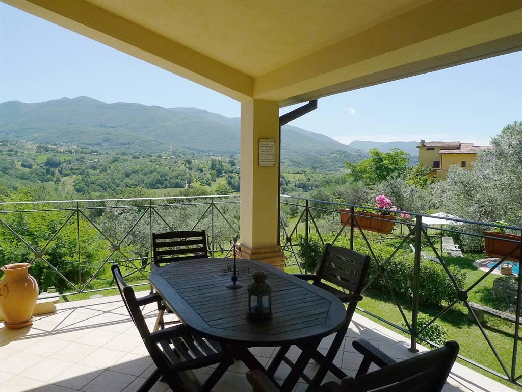 Villa, Torri In Sabina, seminuova