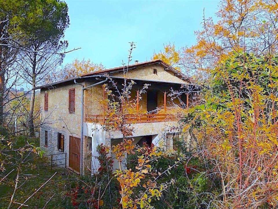 Rustico casale in Via San Vito, San Vito, Casperia