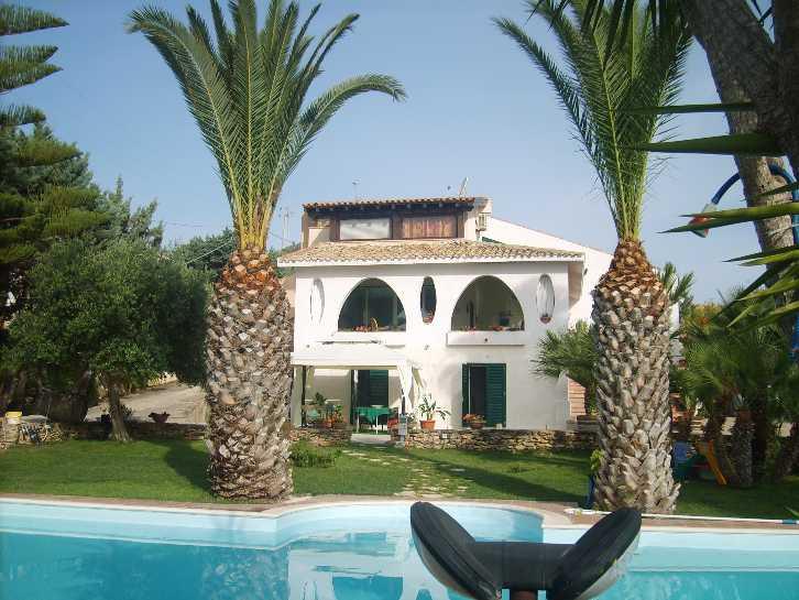 Villa, Menfi, in ottime condizioni