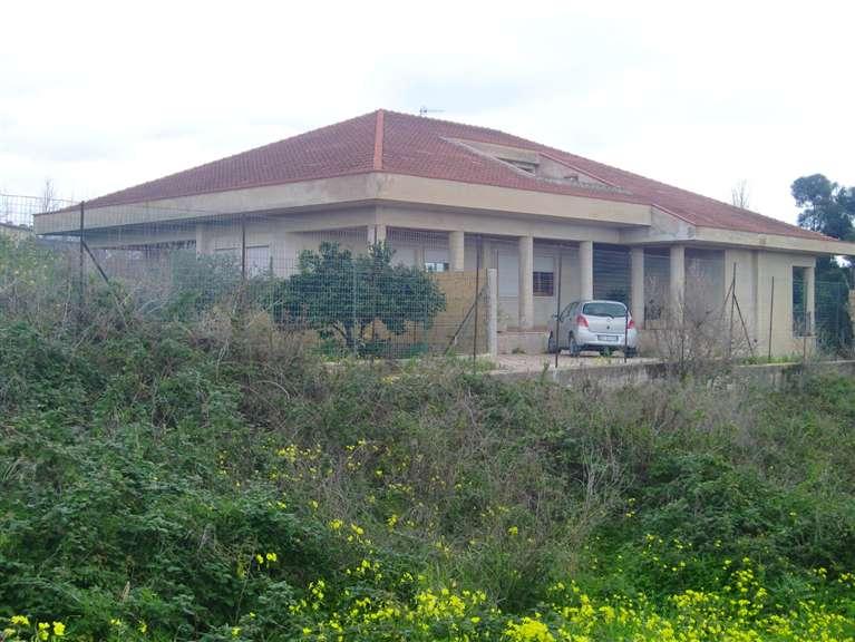 Villa in Via Olimpia 7, Menfi
