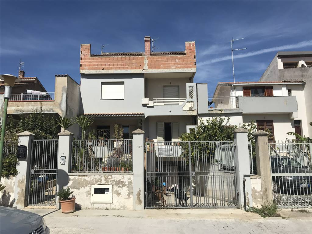 Villa in Via Mozia 12, Menfi