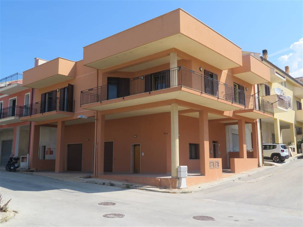 Appartamento indipendente in Via Cluverio, Sciacca