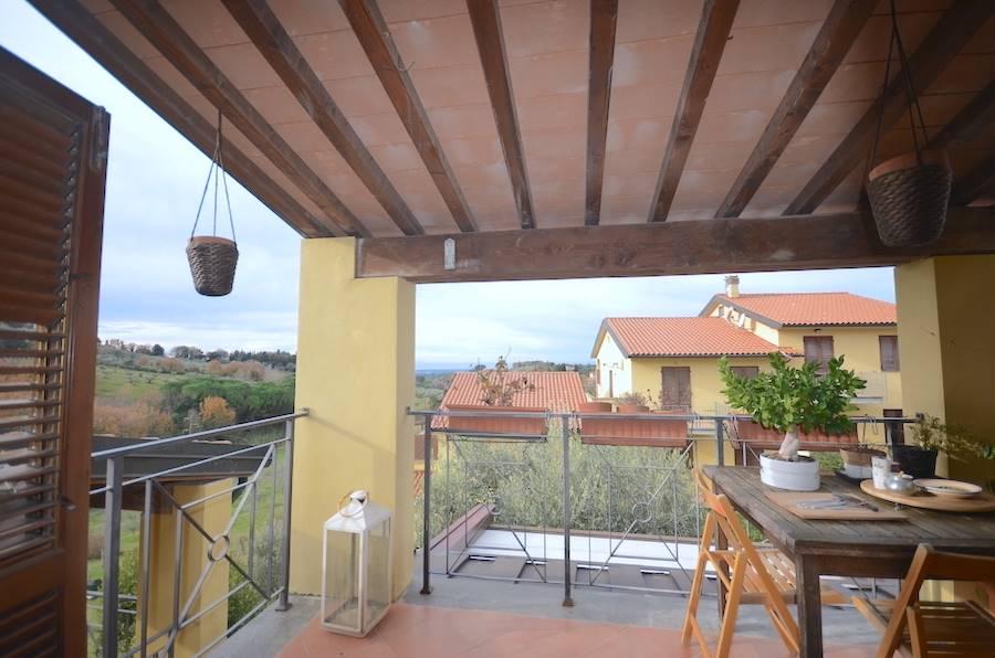 Appartamento in vendita a Guardistallo, 3 locali, prezzo € 155.000   PortaleAgenzieImmobiliari.it