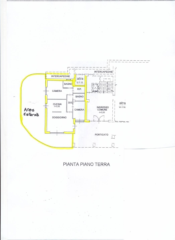 Planimetria Apprtamento