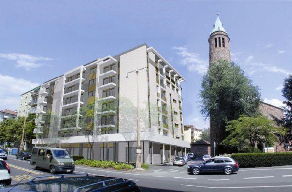 Esterno Condominio - Rif. 0120