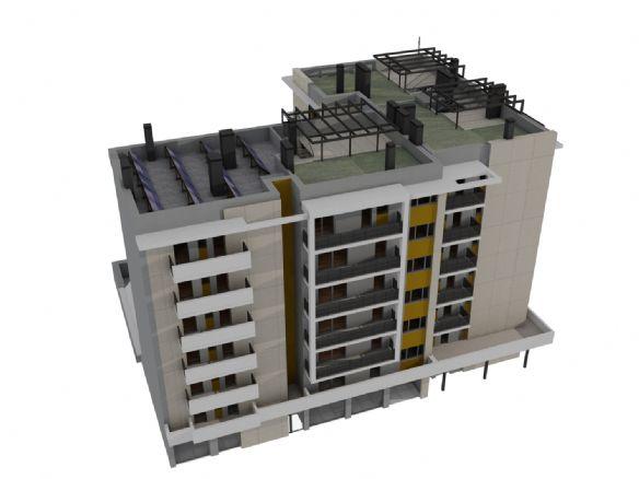 condominio (render) - Rif. 0120