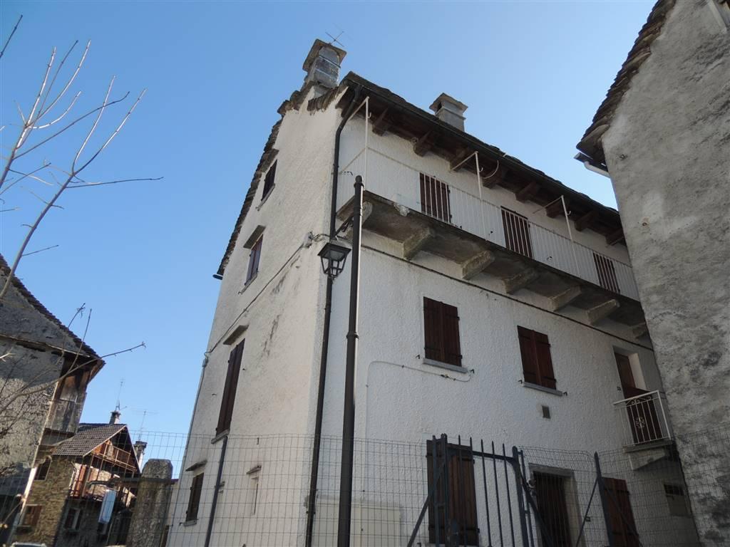 Appartamento in vendita a Druogno, 3 locali, zona Località: ORCESCO, prezzo € 69.000 | CambioCasa.it