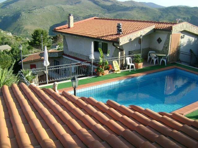 Villa, Belmonte Mezzagno, in nuova costruzione