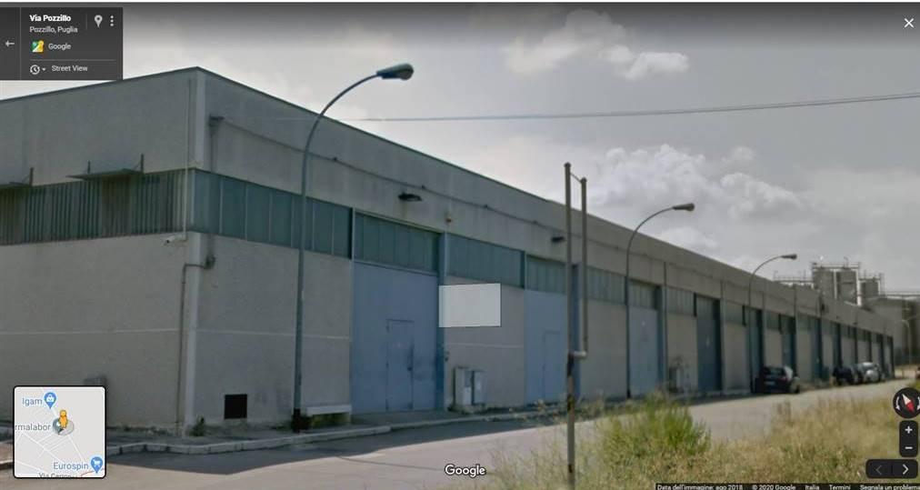 Vai alla scheda: Capannone Industriale Vendita - Canosa di Puglia (BT) - Codice 01-03/2020
