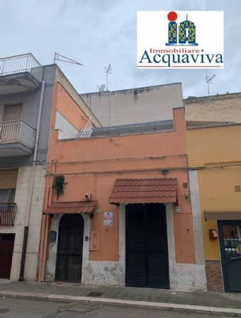 Vai alla scheda: Appartamento Vendita - San Ferdinando di Puglia (BT) - Codice -07/01/21