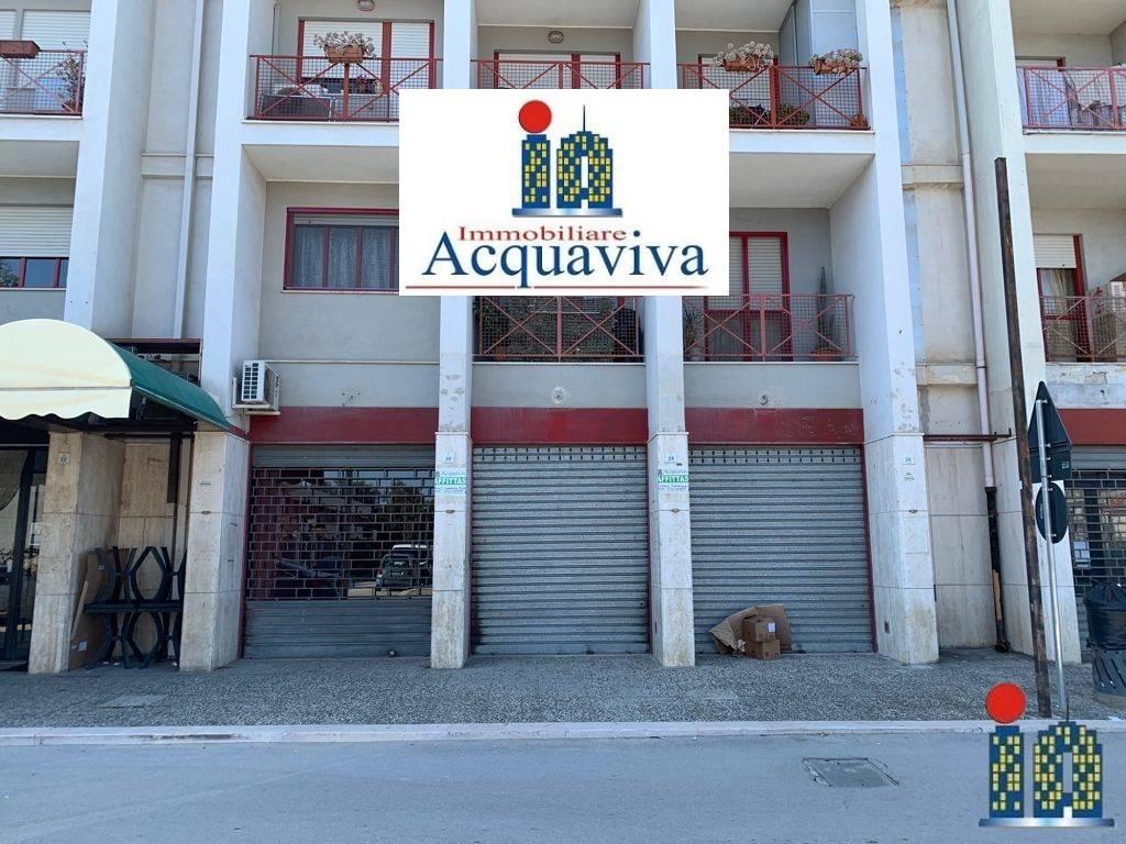 Vai alla scheda: Attività Commerciale Affitto - San Ferdinando di Puglia (BT) - Codice -2454CA82358