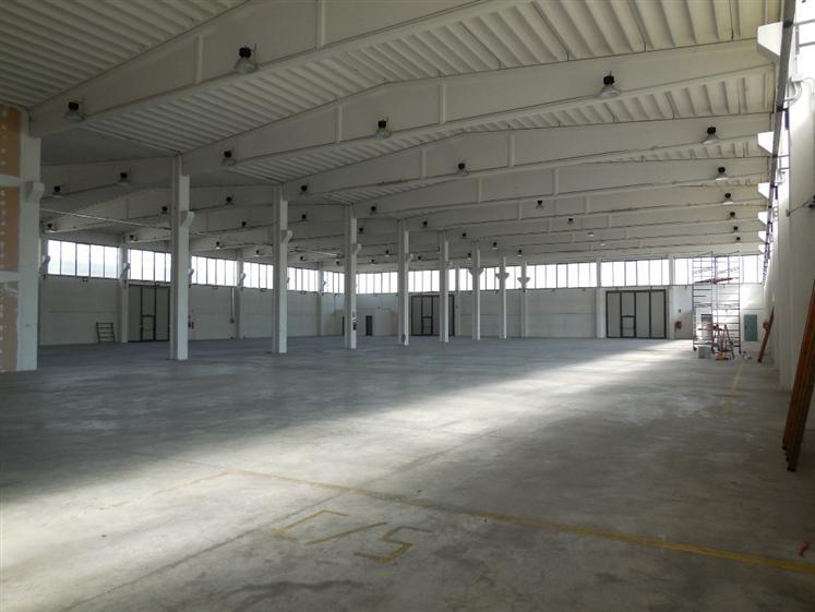 Capannone industriale, Piacenza, in ottime condizioni