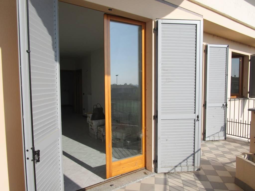Attico / Mansarda in affitto a Rottofreno, 4 locali, prezzo € 625 | CambioCasa.it