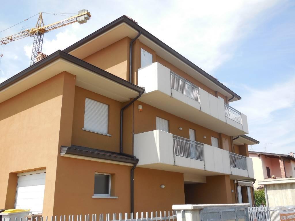 Bilocale, Caorso, in nuova costruzione