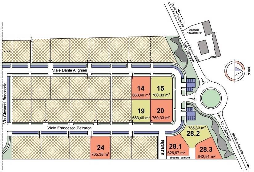 Terreno Edificabile Residenziale in vendita a Borgonovo Val Tidone, 9999 locali, prezzo € 75.000   CambioCasa.it