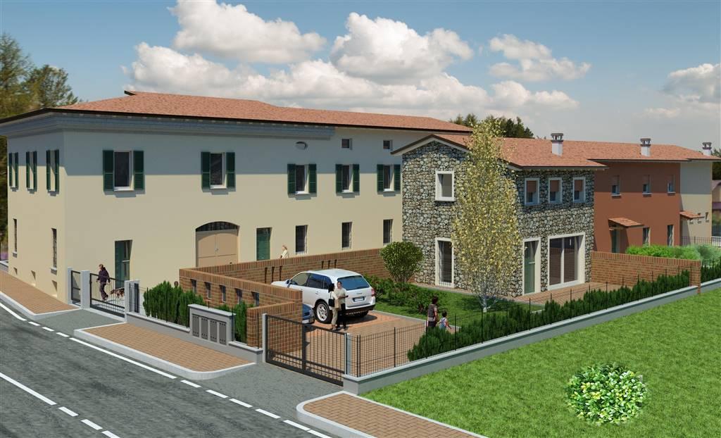 Appartamento in vendita a Gossolengo, 3 locali, prezzo € 155.000 | CambioCasa.it