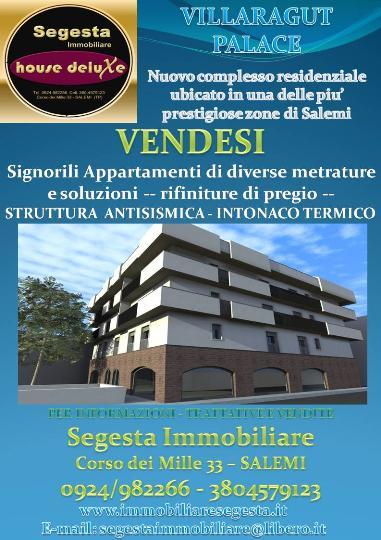 Nuova costruzione a SALEMI 95 Mq | 4,5 Vani