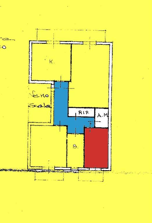 Casa singola a GIBELLINA 400 Mq | 10 Vani | Giardino 150 Mq