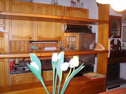 scaffale e cucina - Rif. V0267