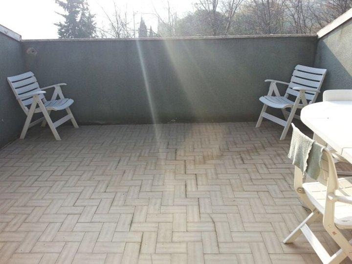 mansarda - terrazzo - Rif. V0351