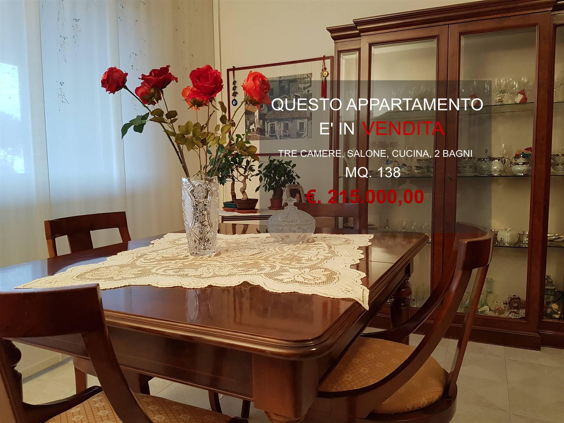 Appartamento in vendita a Civitavecchia, 4 locali, zona Località: CISTERNA FARO, prezzo € 215.000 | CambioCasa.it