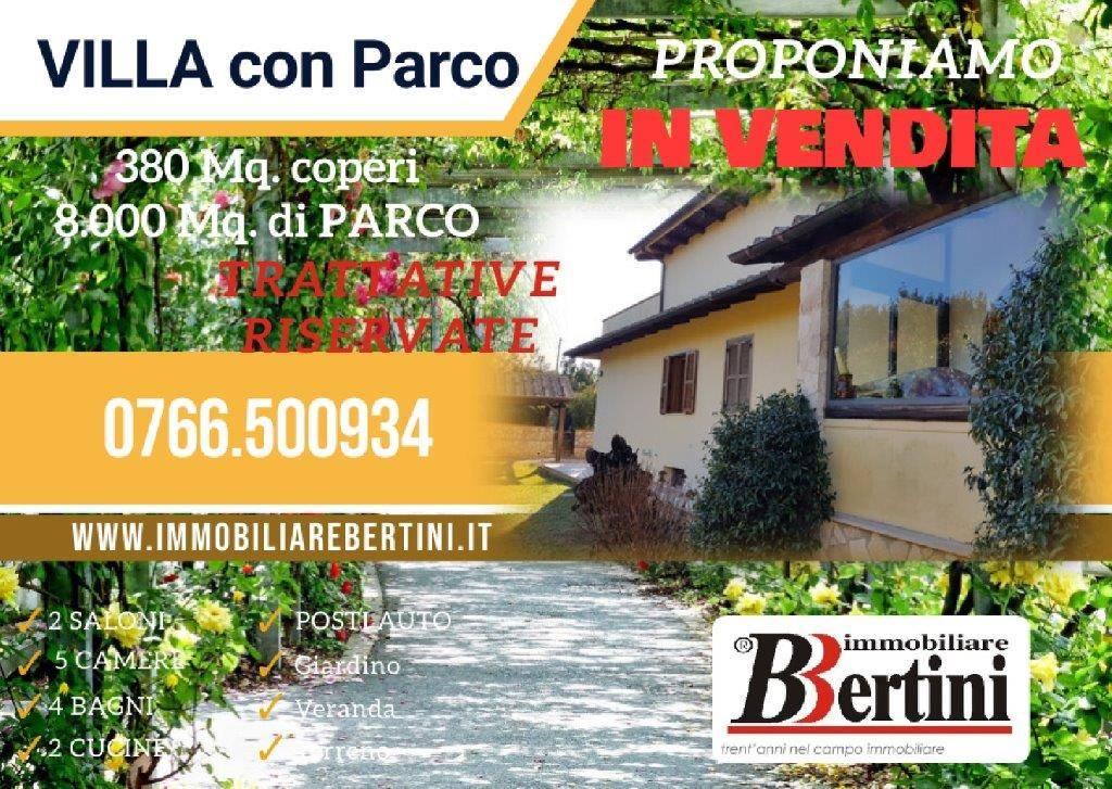 Villa in vendita a Civitavecchia, 10 locali, Trattative riservate | CambioCasa.it
