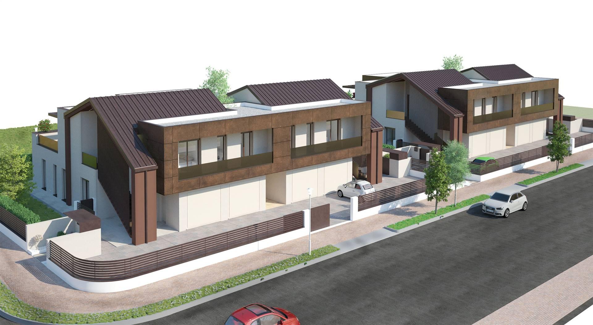 Appartamento in vendita a Zero Branco, 5 locali, zona Località: ZERO BRANCO, prezzo € 295.000 | PortaleAgenzieImmobiliari.it